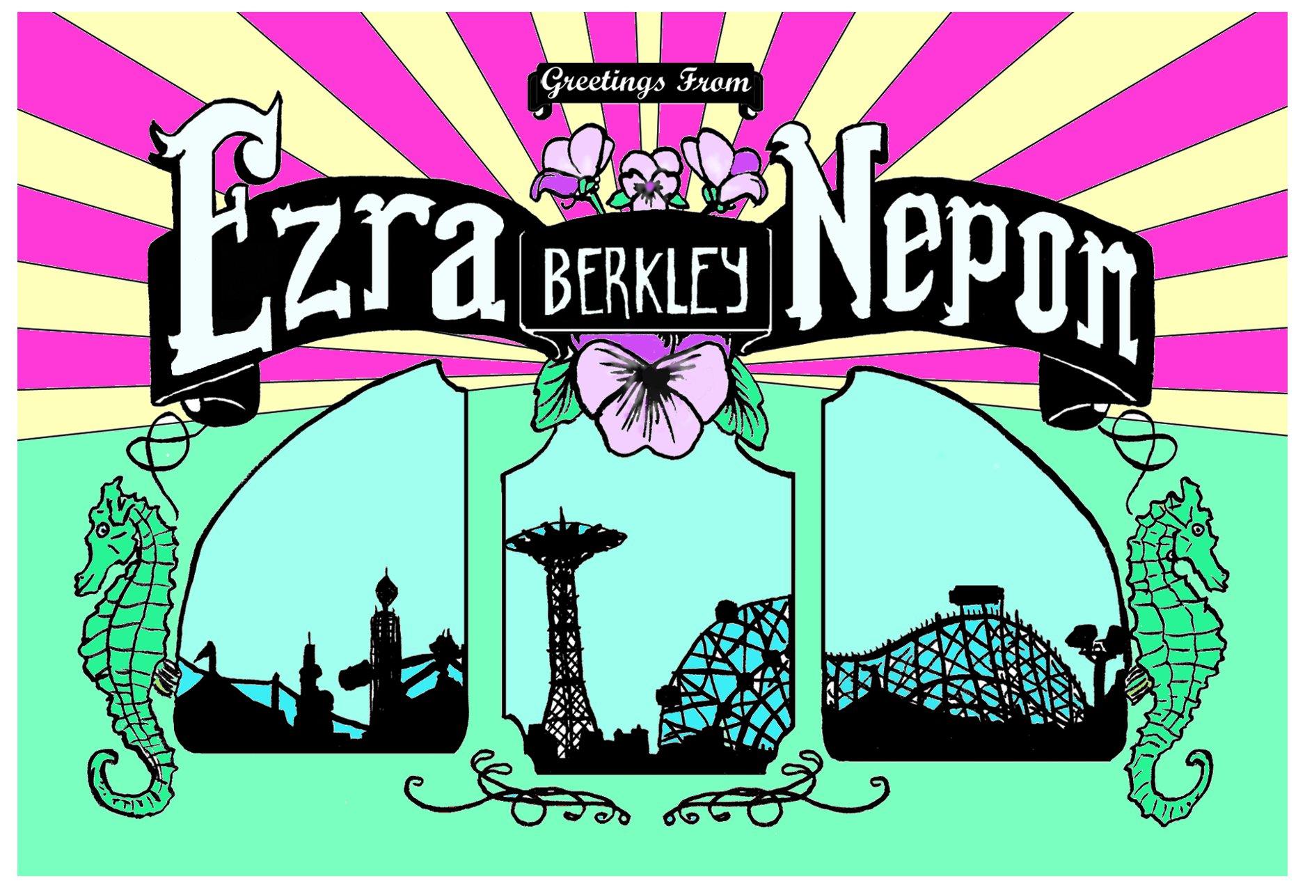 Ezra Berkley Nepon